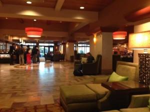 Marriottホテル