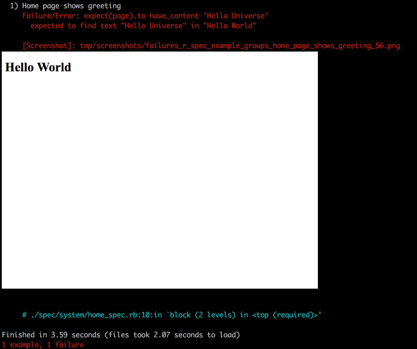 Rails 5 1以降のシステムテストをRSpecで実行する(翻訳)