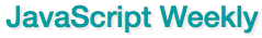 javascriptweekly_logo_captured