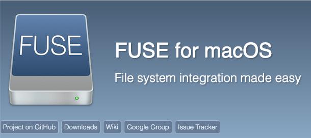 Mac: ssh接続先をsshfsとosxfuseでマウントする